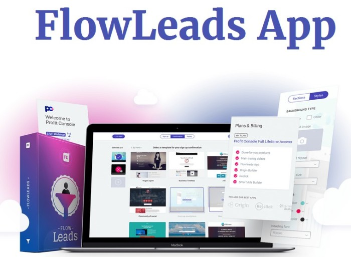 "FlowLeads List Building Software & App By Precious Ngwu Review: A ""Secret Formula"" To Get Guaranteed Viral Leads From 46,000 – 49,000 subscribers That's Over 3,000 New Viral Leads In 5 Days On Complete Autopilot"