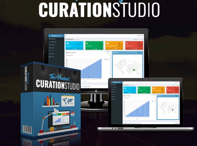 Curation Studio Content Curation Software by Emma Anderson 1