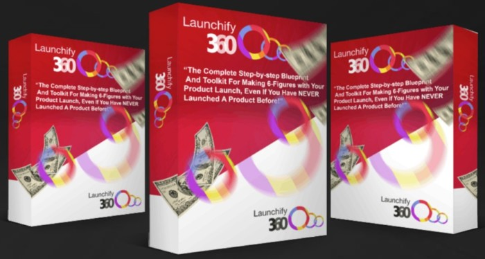 Launchify360 Training Course System by Dr. Ope Banwo 1