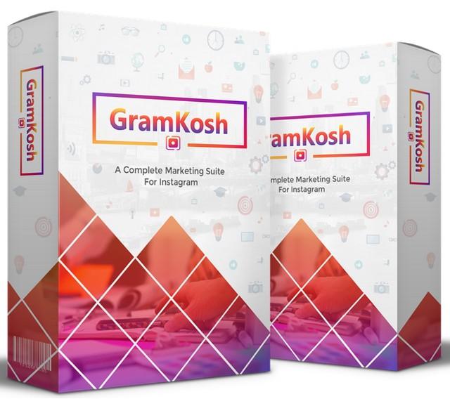 GramKosh Instagram Marketing Suite Software by Jai Sharma 1