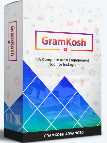 GramKosh Pro Upgrade OTO Marketing Suite Software by Jai Sharma Review: WORLD'S 1ST & ONLY SOFTWARE With 13 PREMIUM Features That Will Exploit Unlimited Potential Of Instagram Unfair Profits In Any Niche, Entirely on AUTOMATION With NO LIMITS
