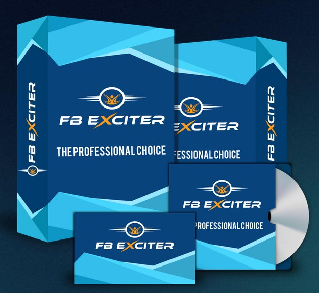 FB Exciter Facebook Messenger App Software by Tlynn Griffith Review: A Powerful Model That Anyone Can Utilize To Build A Sustainable, Online Business, Most Powerful Automation And Reporting That Will Send YouTube Videos With Your Messages, 100% Automation On Everything, Achieve A Whopping 95%+ Open Rate And Engagement To Boost Your Business By50X