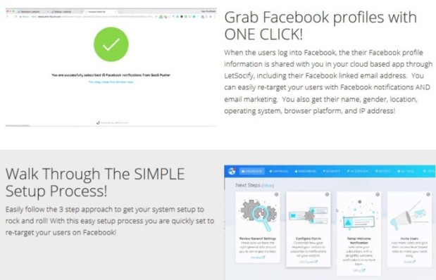LetSocify Automated Facebook Messaging Software by Kimberly Hash de Vries a