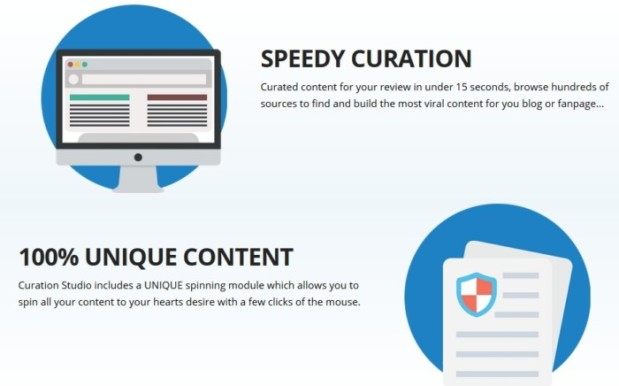 Curation Studio Content Curation Software by Emma Anderson a