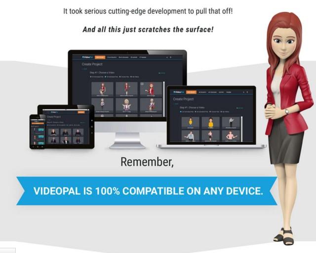 VideoPal Video Avatars Software by Todd Gross b