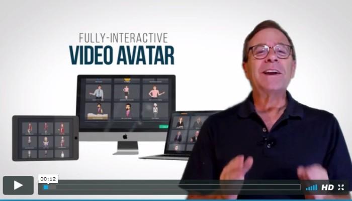 VideoPal Video Avatars Software by Todd Gross d1