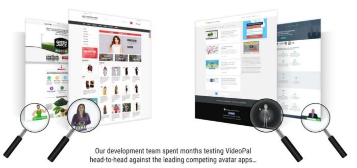 VideoPal Video Avatars Software by Todd Gross d2