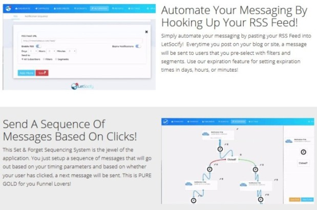 LetSocify Automated Facebook Messaging Software by Kimberly Hash de Vries d