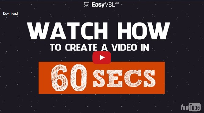 EasyVSL 3.0 Video Sales Letter Software by Mark Thompson d